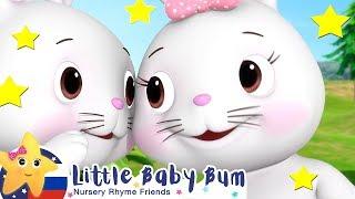 Детские песни   Детские мультики   Кролики   Сборник мультиков   Литл Бэйби Бам