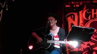 Angaleena Presley Dry County Blues Manchester 2015
