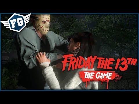 ČEŠKA CHCE SELFIE - Friday the 13th: The Game