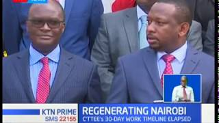 Nairobi Governor Mike Sonko defends his track record
