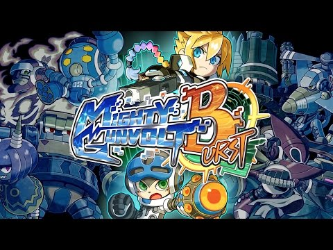 Mighty Gunvolt Burst - Official Trailer thumbnail