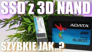 ADATA Ultimate SU800 - dyski ssd w technologii 3D NAND - czy warto i co to jest. VBT PC