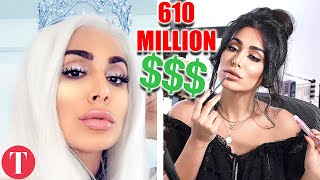 The Youngest Richest Women From Around The World