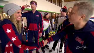 Experience An Olympic Sport Yourself At Granite Curling Club - Field Trip Friday - KING 5 Evening