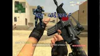 Играем/Тролим в Counter Strike: Source v34 часть 1