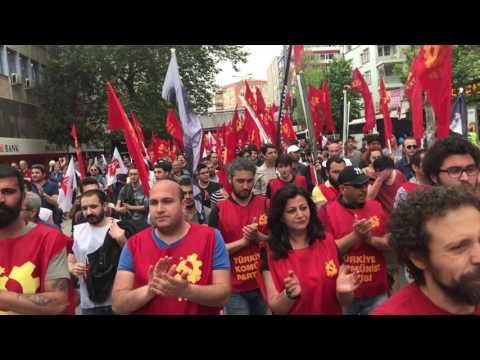 1 Mayıs 2017 - Ankara
