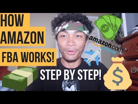 HOW AMAZON REALLY WORKS AND HOW PEOPLE MAKE MONEY FROM IT! STEP BY STEP FOR BEGINNERS