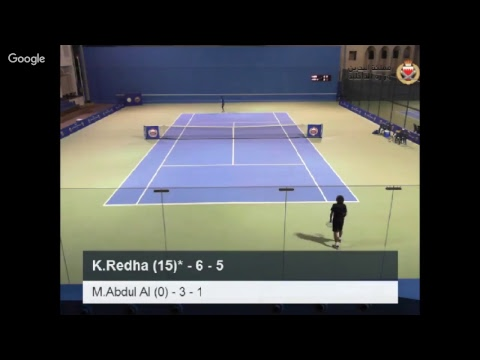 Championship of the Seventh Interior Minister of tennis (2017) 7/6/2017
