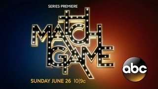 Match Game on ABC Promo 1 - Sundays at 10 9c