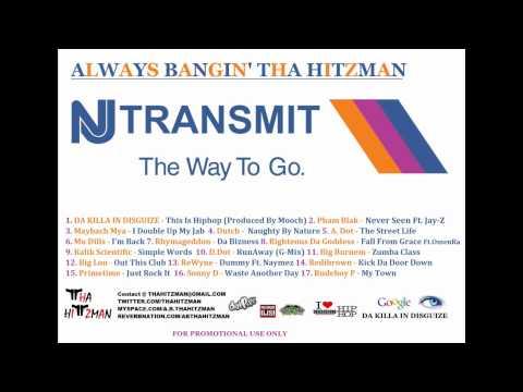 NJ Transmit Mixtape (3 Song Clip)