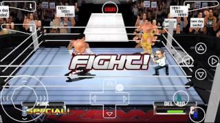 WWF No mercy mod presents:Brock Lesnar - hmong video