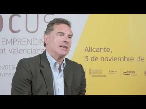 Entrevista a Javier Sáez. Director de Proyectos de Lanzadera[;;;][;;;]