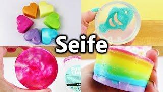Seifen Compilation | Alles über DIY Seife | Selber Machen | Überraschungen | Tests