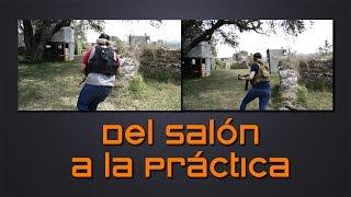 """Airsoft 52, EL RETO - EP. 2 """"Del salón a la práctica"""""""