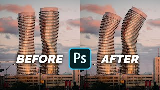How to BEND ANYTHING in Photoshop! Photoshop Tutorial