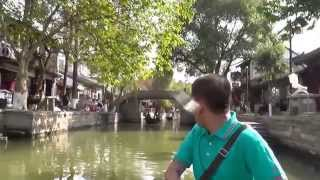 preview picture of video 'Zhujiajiao Ancient Water Town, Shanghai'