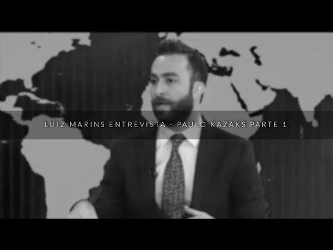Luiz Marins entrevista Paulo Kazaks