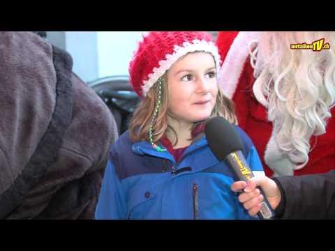 Weihnachtsmarkt Wetzikon 2015
