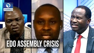 Analysts Debate House Of Reps Committee's Recommendation