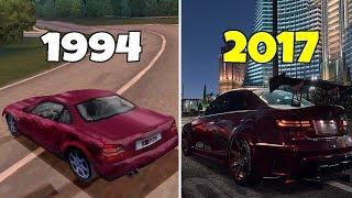 Evolucion Need For Speed 1994-2017 - Kênh video giải trí dành cho