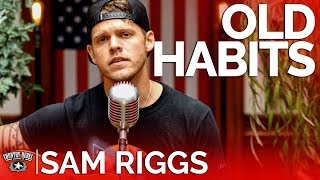 Sam Riggs - Old Habits (Acoustic Cover) // Country Rebel HQ Session