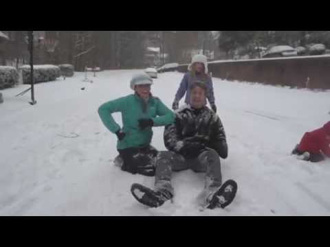SNOW DAY: THE MUSICAL – #snOMG | The Holderness Family