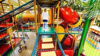 Indoor Play Center Fun for Kids at Busfabriken Indoor Playground