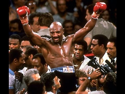 Marvelous Marvin Hagler ~ Ultimate Knockouts (Tribute)