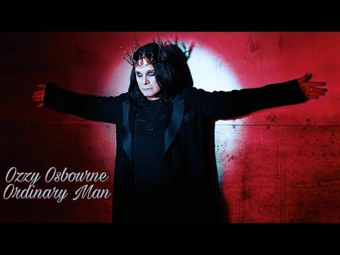 OZZY OSBOURNE ORDINARY MAN FT ELTON JOHN (audio)