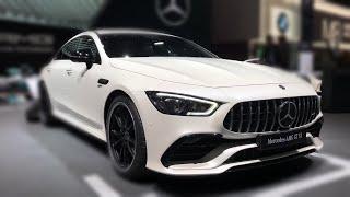 Вот такой E Class 2019 стоит подождать! Обзор Mercedes AMG GT 53