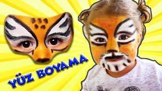 Yüz Boyama Kaplan Free Video Search Site Findclip