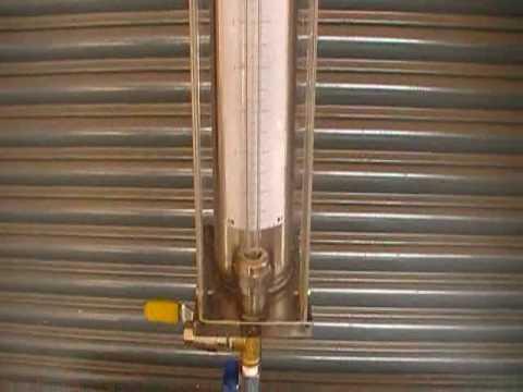 Aerosol Gas Charging Machine