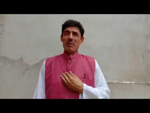 audition video : as a politician ( towards public),  language : Hindi ( Bihari accent)