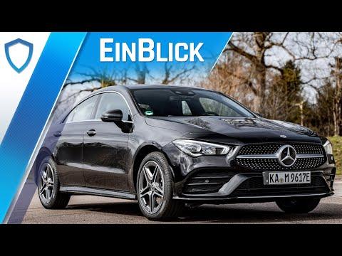 Mercedes-Benz CLA 250e Coupé (2020) - Aufsteigender Stern oder lahmer Zock? Test & Review
