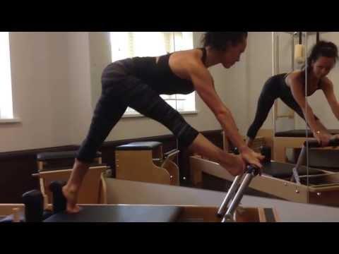 Pilates allegro reformer Анна Лудилова