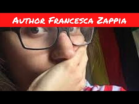 Critique Partners   Middle Grade Ninja: Author Francesca Zappia