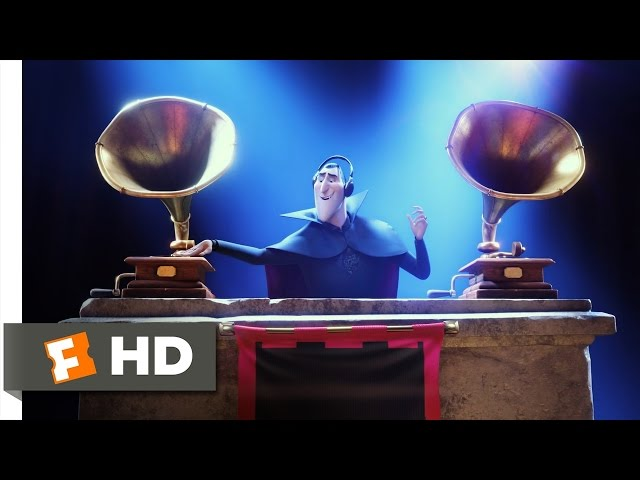 Hotel Transylvania 2 (10/10) Movie CLIP - I'm in Love With a Monster (2015) HD