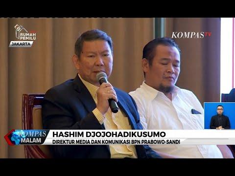 Hashim Djojohadikusumo: Prabowo Tak Enak Badan, Belum Bertemu Luhut