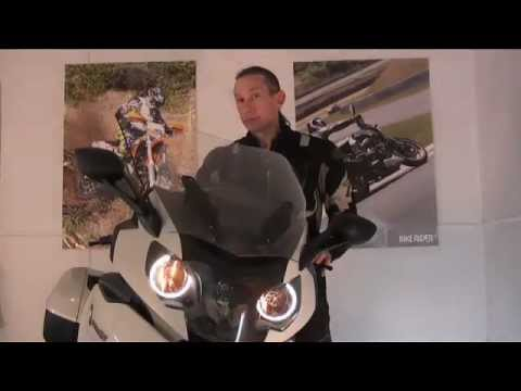 BMW K1600GT Review