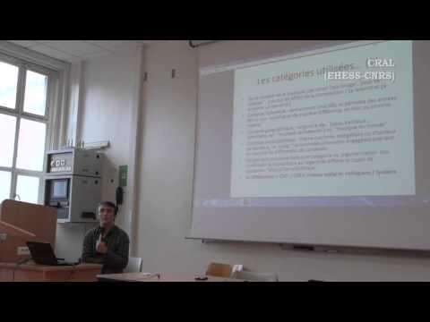 Vidéo de Stéphane Bonnéry