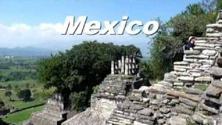 preview picture of video 'Inside Tonina Mayan Ruins - Trip Mexico  2008'