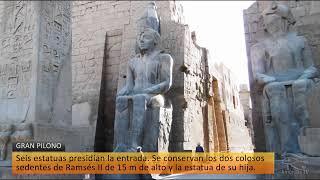 preview picture of video 'Antiguo Egipto: Templo de Luxor'