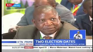 Why IEBC wants election dates staggered