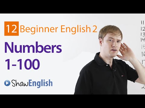 mp4 Learning English Numbers, download Learning English Numbers video klip Learning English Numbers