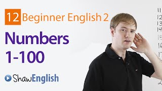 Learn English Numbers 1-100