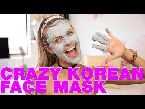 Carbonated Bubble Face Mask Review!