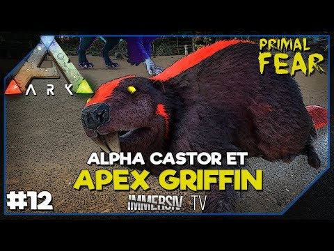 APEX GRIFFIN & TOXIC THYLACOLEO - ARK Mods Primal Fear FR 05