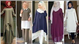 Modern Dresses For Muslim Girls|| Latest Hijab Fashion  For Girls 2020||