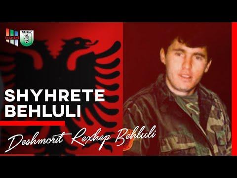 Shyhrete Behluli - Deshmorit Rexhep Behluli