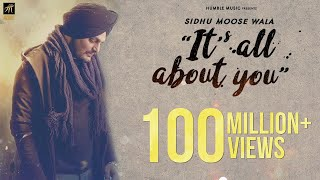 Ts All About You  Sidhu Moose Wala